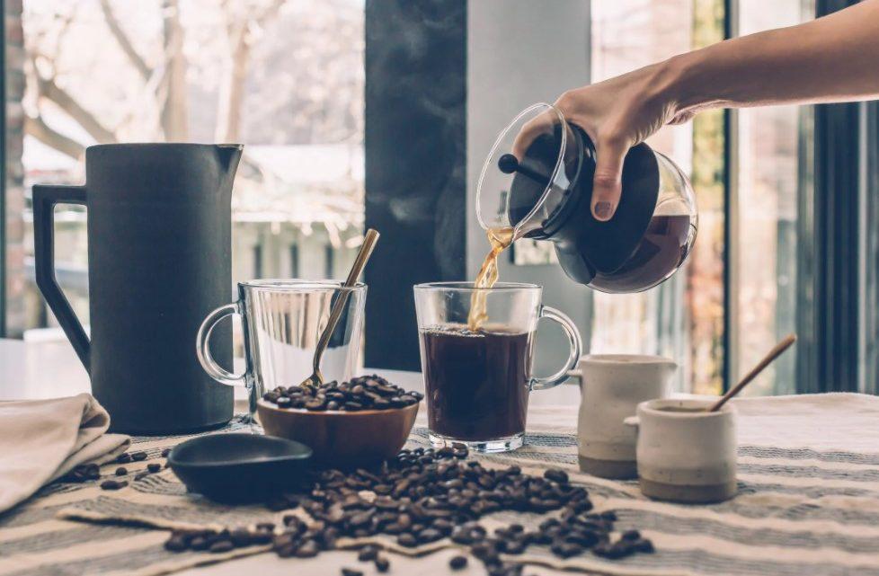 De allerbeste koffie bij het klussen