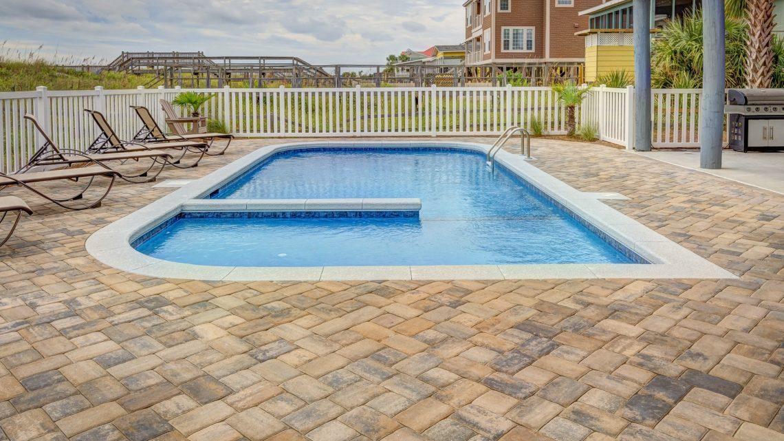 Zwembad in de tuin?