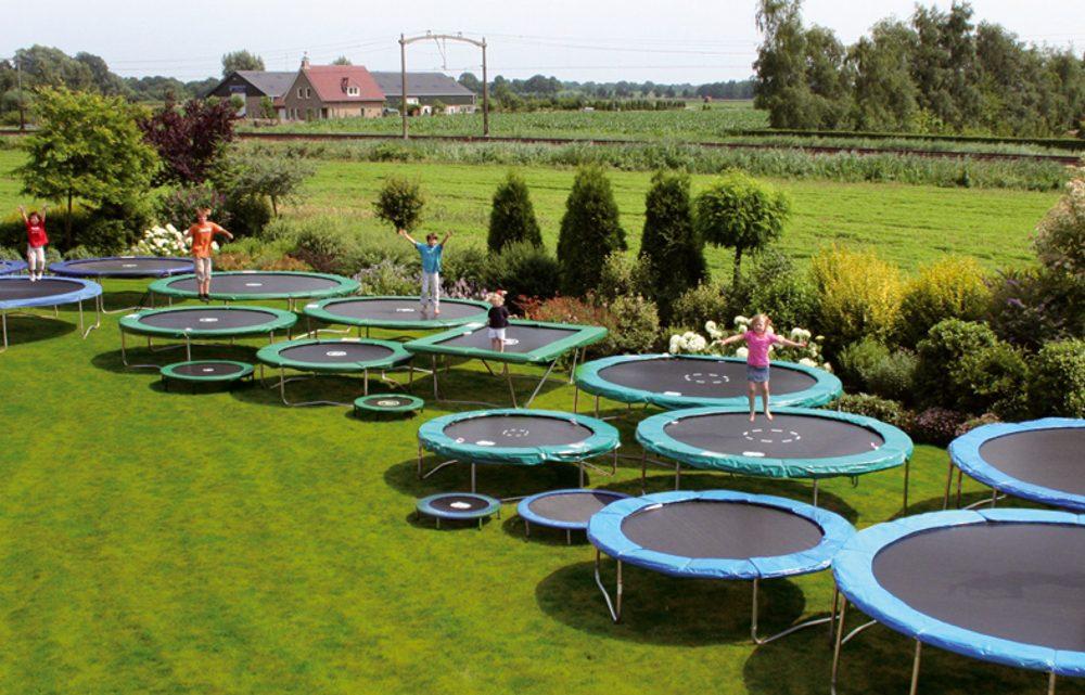 Waarom een trampoline kopen?